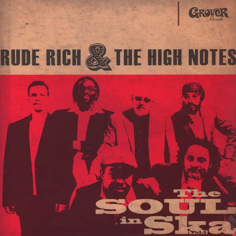 Rude Rich & The High Notes - The Soul In Ska Volume  1