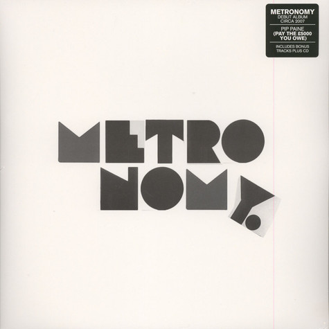 Metronomy - Pip Paine (Pay The £5000 You Owe)
