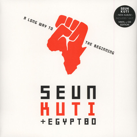 Seun Kuti - A Long Way To The Beginning