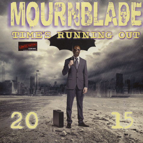 Mournblade - Time's Running Out - 2015 Colored Vinyl Edition
