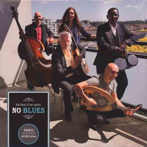 No Blues - The Best Of 10 Years No Blues