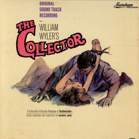 Maurice Jarre - OST The Collector