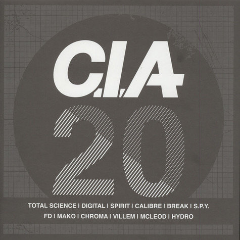 V.A. - CIA 20 Years Album