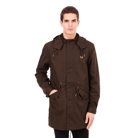 Fred Perry - Fishtail Parka 1d4f432073c0