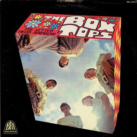 Box Tops - The Letter / Neon Rainbow