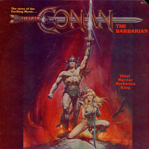 No Artist - Conan The Barbarian