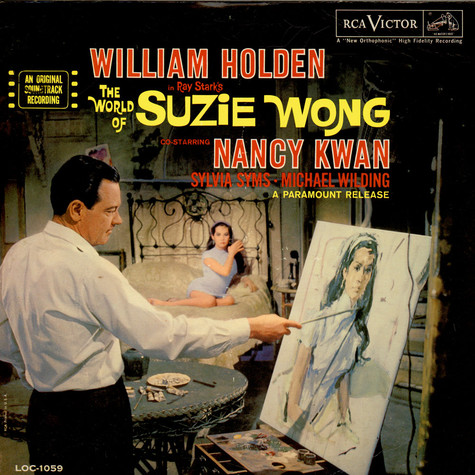 George Duning - OST The World Of Suzie Wong