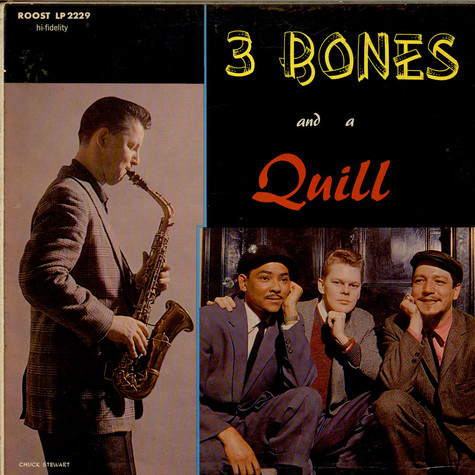 Gene Quill - 3 Bones And A Quill