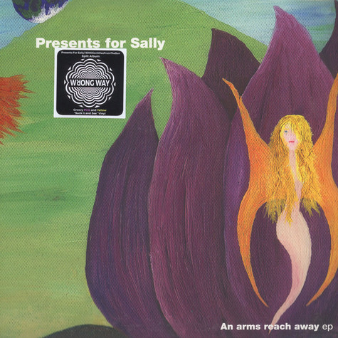 Presents For Sally / 93millionmilesfromthesun - An Arms Reach Away / Darkness Inside