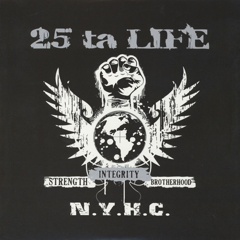 25 Ta Life - Strength Integrity Brotherhood