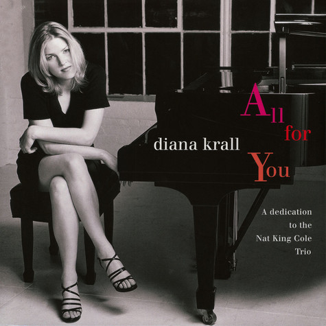 Diana Krall - All For You Back To Black Edition