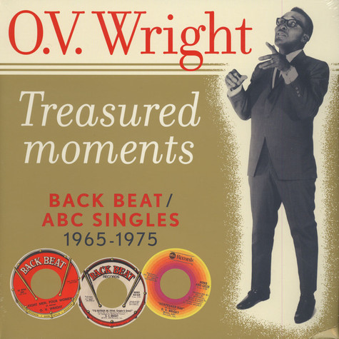 O.V. Wright - Treasured Moments