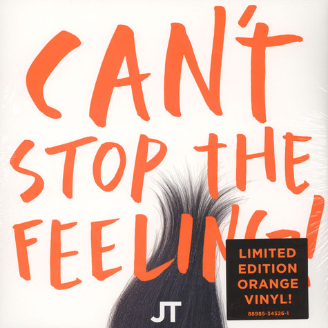Justin Timberlake - Can't Stop The Feeling