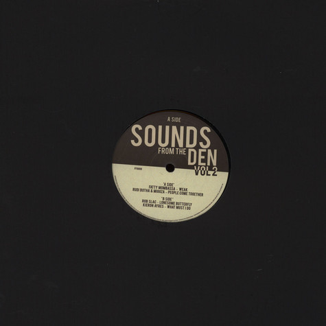V.A. - Sounds From The Den Volume 2