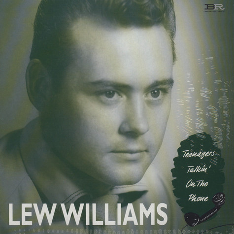 Lew Williams - Teenagers Talkin' On The Phone