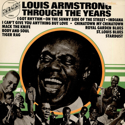 Louis Armstrong - Through The Years