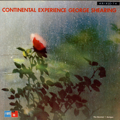George Shearing, George Shearing Quintet + Amigos - Continental Experience