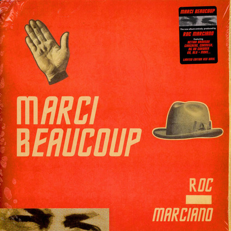 Rock Marciano - Marci Beaucoup