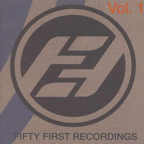 V.A. - Fifty First Recordings - Retrospective Volume 1