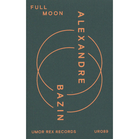 Alexandre Bazin - Full Moon