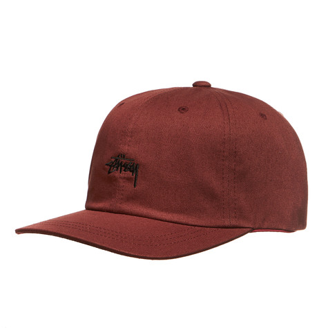 Stüssy - Stock Low Unstructured Strapback Cap