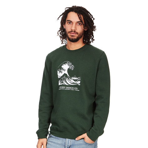Stüssy - High Seas Crew Sweater