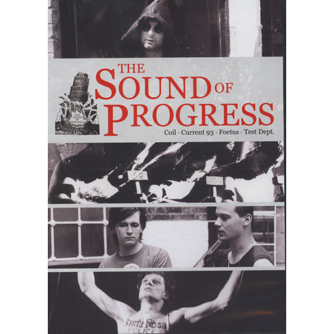 Coil / Current 93 / Foetus / Test Dept. - The Sound Of Progress