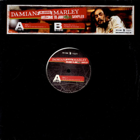 Damian Marley - Welcome To Jamrock Sampler