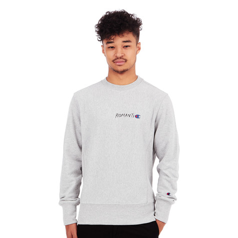Champion x Wood Wood - RomantiC Crewneck