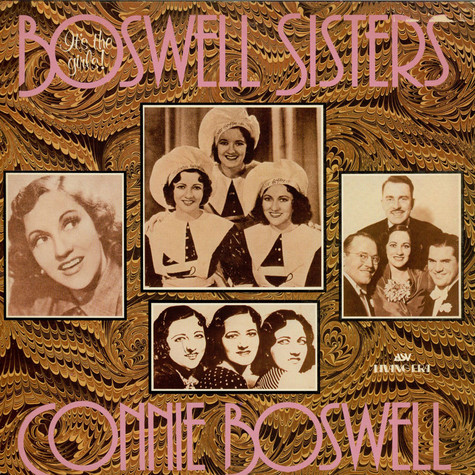 The Boswell Sisters - It's The Girls