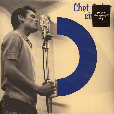 Chet Baker - Sings Colored Vinyl Edition