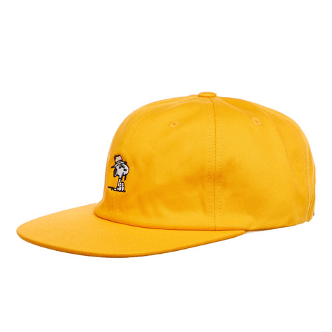 e8b19b76dec HUF x Peanuts - Spike 6-Panel Snapback Cap (Gold)