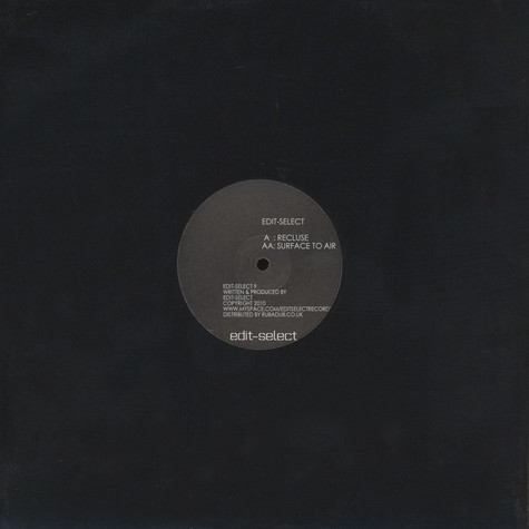 Edit Select - Recluse / Surface To Air