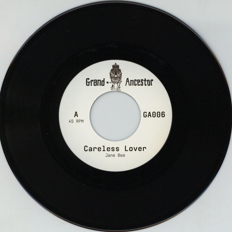 Jane Bee / Naram - Careless Lover