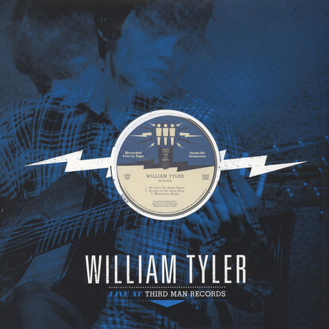 William Tyler - Live At Third Man Records