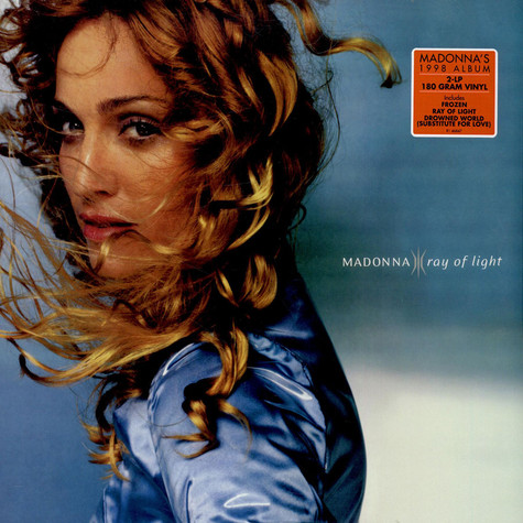 Madonna - Ray Of Light