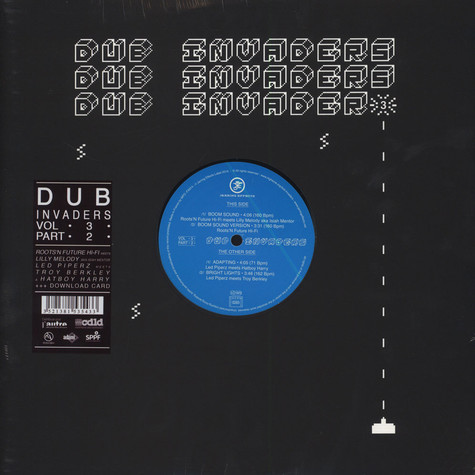 Dub Invaders - Dub Invaders Volume 3 Part 2