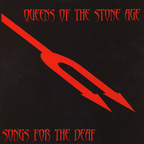 Queens Of The Stone Age Songs For The Deaf Vinyl 2lp