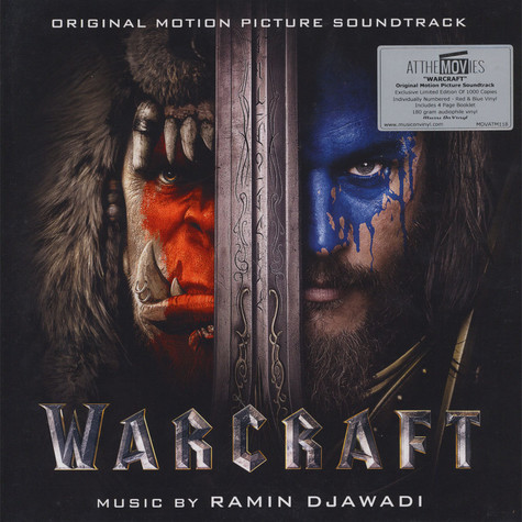 Ramin Djawadi - OST Warcraft Red / Blue Vinyl Edition
