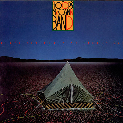 The Hoops McCann Band - Plays The Music Of Steely Dan