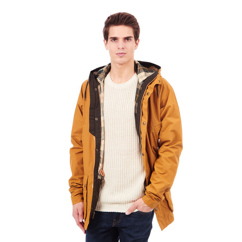 Barbour - Hooded Bedale Jacket