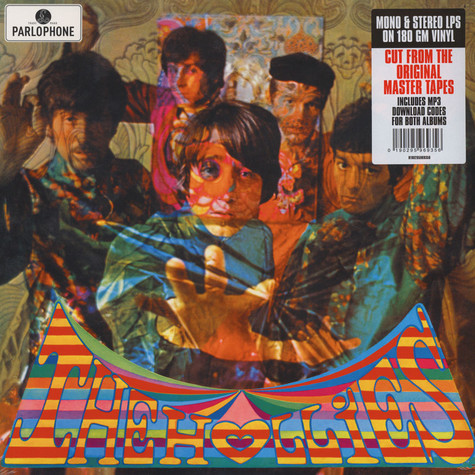 Hollies, The - Evolution