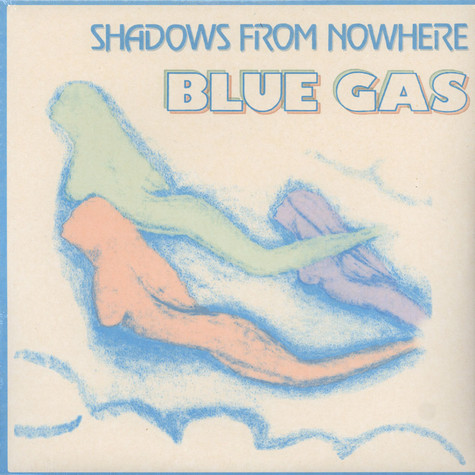 Blue Gas (Celso Valli) - Shadow From Nowhere Clear Vinyl Edition