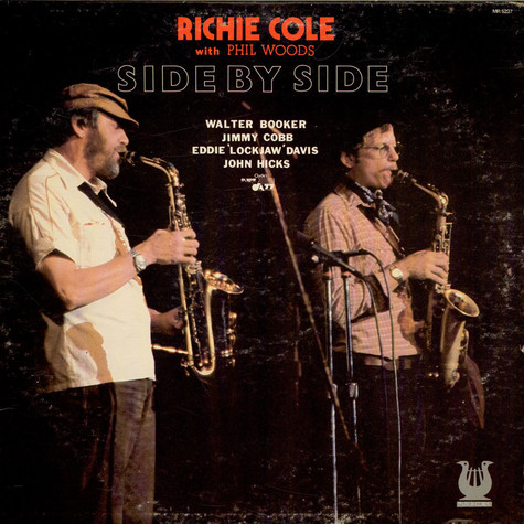 Richie Cole With Phil Woods - Side By Side
