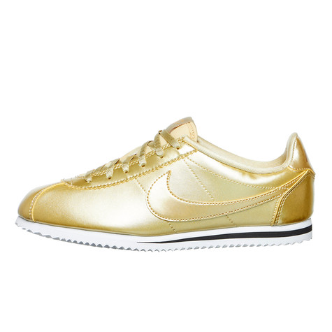 444c86c014cbd8 Nike - Cortez SE (GS) (Metallic Gold Star   Metallic Gold Star)