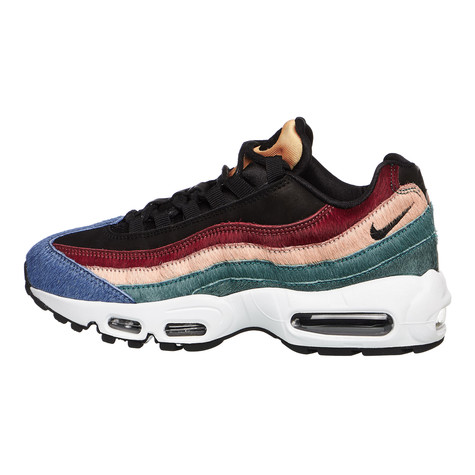 Nike - WMNS Air Max 95 Premium (Multicolor Pony Fur Pack)