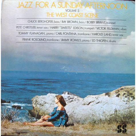 V.A. - Jazz For A Sunday Afternoon Volume 3