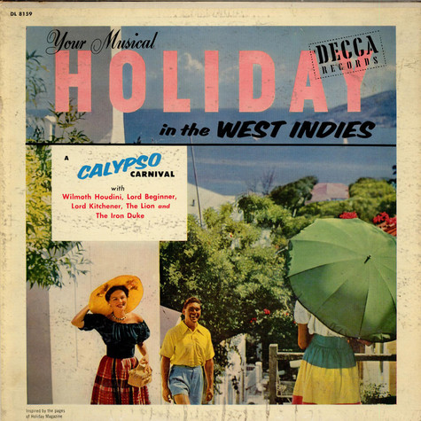 V.A. - Your Musical Holiday In The West Indies
