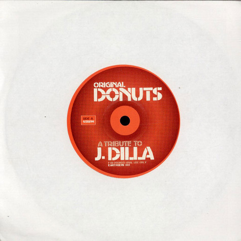 V.A. - Original Donuts (A Tribute To J Dilla)