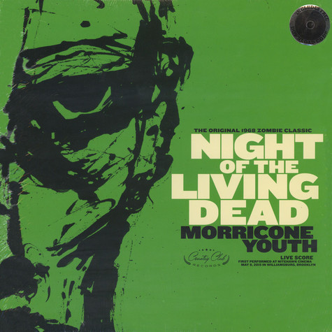 Morricone Youth - OST Night Of The Living Dead
